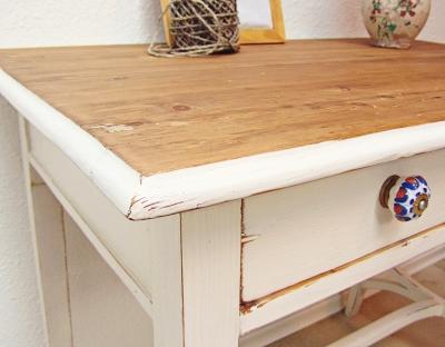 fehér asztal bal új