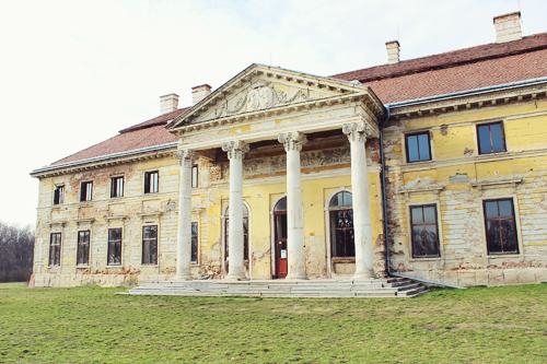 Cziráky-kastély